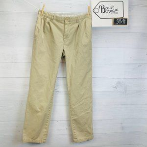 Polo Ralph Lauren Chino Pants Classic Fit Pleated